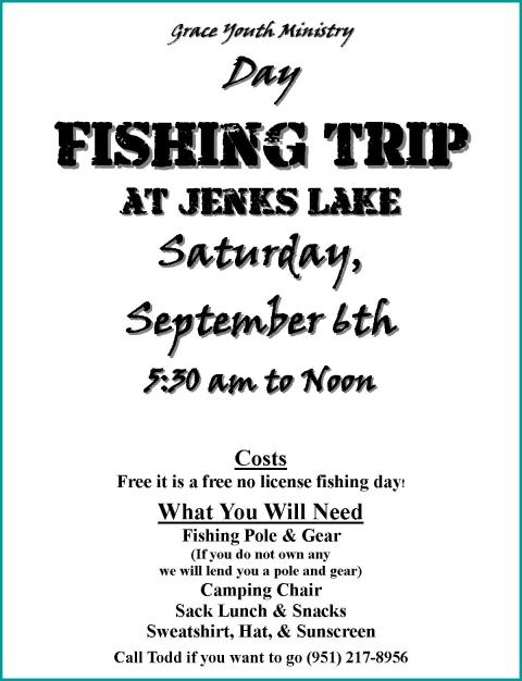 Fishing 2014