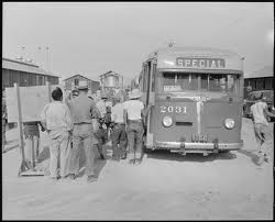 Manzanar Bus