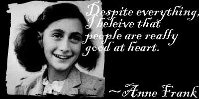 Anne Frank Good